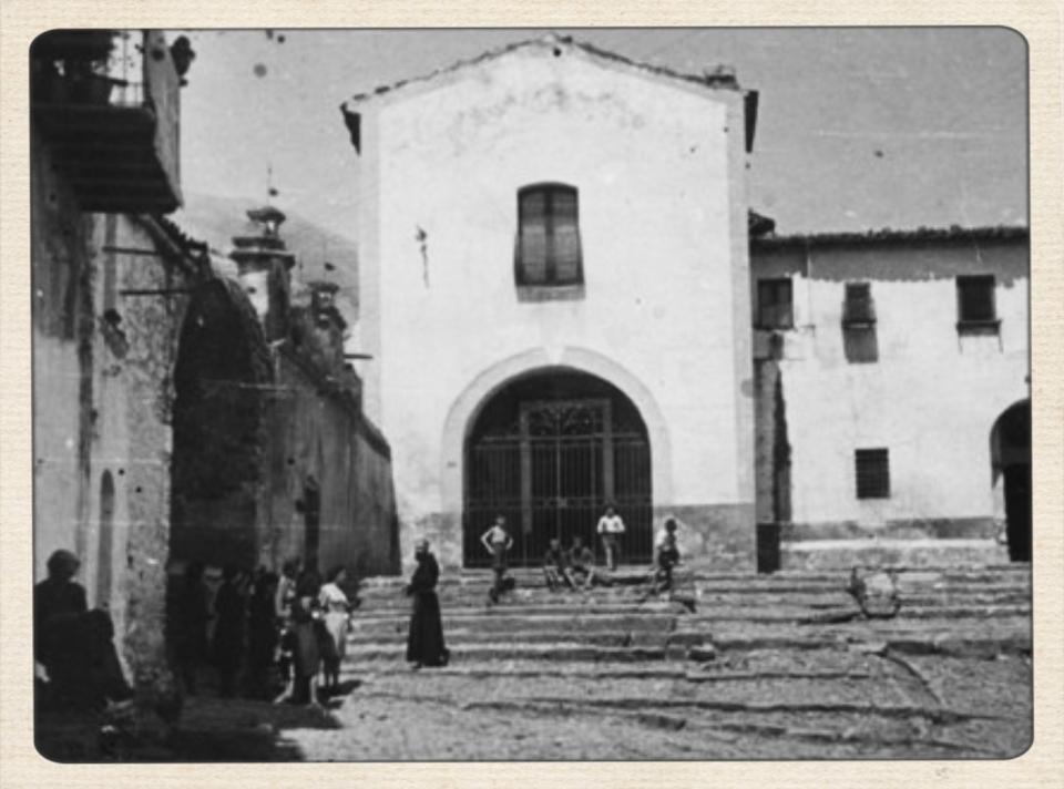 Pro loco di castelbuono cultura eventi turismo e for Interno a un convento